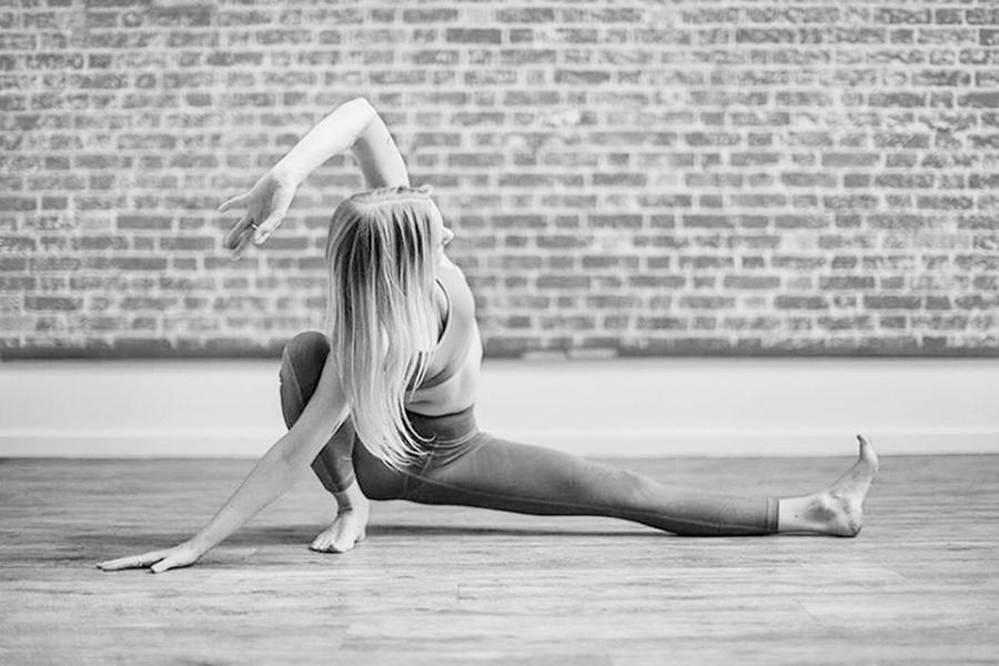 meet yoga teacher lotte bowser