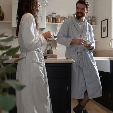 the perfect towelling robe