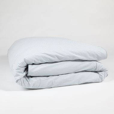 Duvet cover front (4mm stripe)