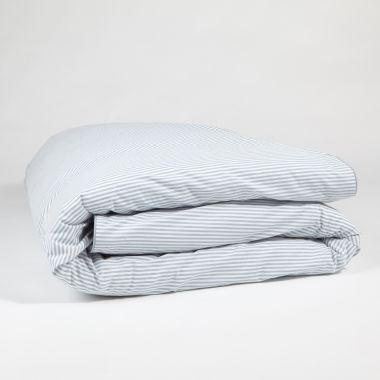 Duvet cover front (4mm stripe)