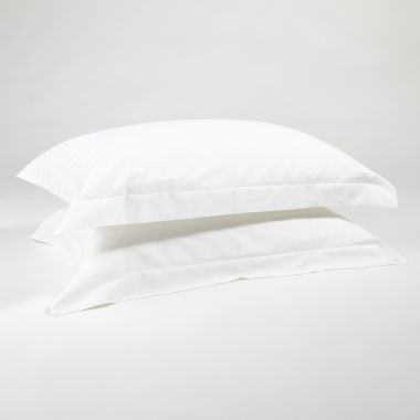 The edged pillow cases