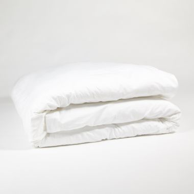 The edged duvet cover