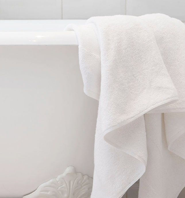 unwind and reset with naturally soft towels